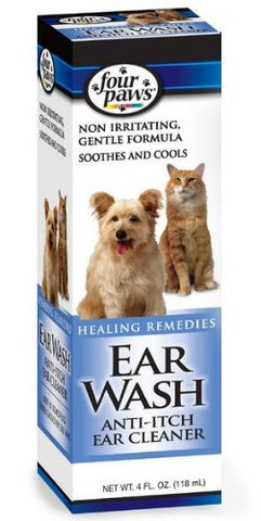 Four Paws - Ear Wash for Cats and Dogs
