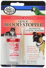 Four Paws Antiseptic Quick Blood Stopper Powder