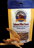 GRIZZLY Salmon Filets - Treats for Dogs and cats - Canadian Pet Connection