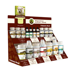 HOLISTIC BLEND Supplements and Alternatives for All Animals