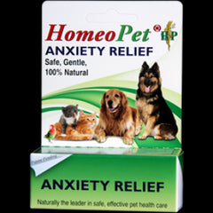 HOMEOPET Homeopathic Remedies for Animals - Anxiety - Canadian Pet Connection