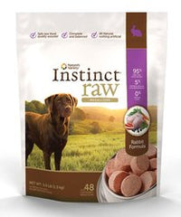 Nature's Variety Frozen Raw Dog Food - LOCAL DELIVERY ONLY