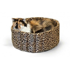 LAZY CUP™ Pet Bed for Cats and Dogs by K & H Pet Products - Canadian Pet Connection