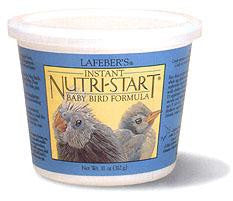 LAFEBERS Nutri-Start Hand feeding formula for Baby Birds - Canadian Pet Connection