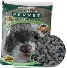 MARSHALL Premium Ferret Litter OR Litter Pan