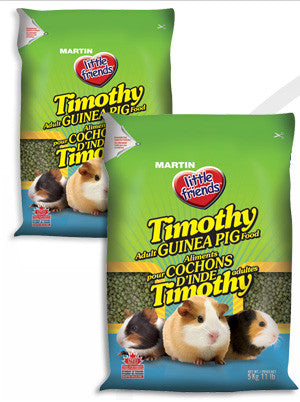 MARTIN Extruded Guinea Pig Food (Timothy) - Canadian Pet Connection