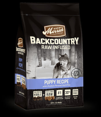 MERRICK Backcountry Grain Free Dog Food - Puppy