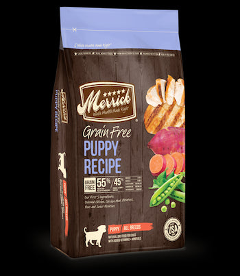 MERRICK Grain Free Dog Food - Puppy - Canadian Pet Connection