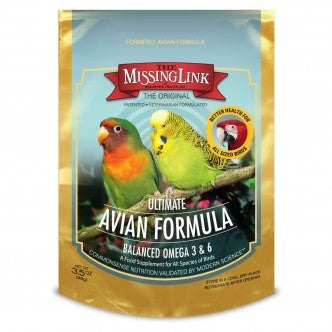 MISSING LINK Nutritional Supplement for Birds