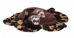 Marshall Krackle Sack for Ferrets