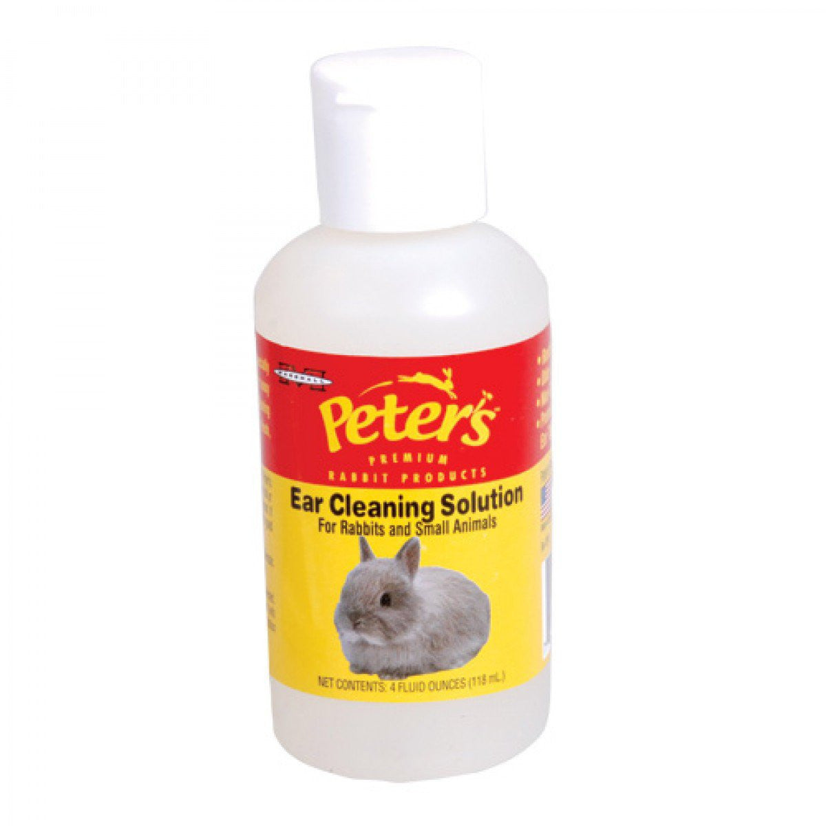 Marshall Peter's Ear Cleaning Solution for Rabbits and Small Animals - Canadian Pet Connection