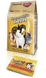 Martin Small Animals Banana Muffin Treats