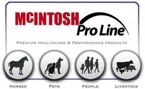 MCINTOSH PRO-LINE Advanced Health and Nutritional Products