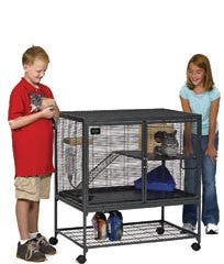 Midwest Critter Nation Small Animal Habitat - Single and Double Unit - Canadian Pet Connection