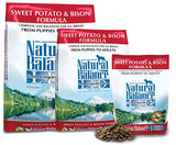 NATURAL BALANCE L.I.D. Limited Ingredient Dog Food Sweet Potato / Bison - Canadian Pet Connection