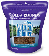 NATURAL BALANCE Roll-A-Rounds Treats for Dogs - Canadian Pet Connection