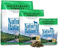 NATURAL BALANCE Vegetarian and Vegan Dog Food for All Life Stages