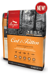 ORIJEN Cat and Kitten Dry Food at Canadian Pet Connection