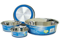 OURPETS Durapet® Premium Stainless Steel Pet Bowl