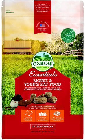 OXBOW ESSENTIALS Mouse and Young Rat Food