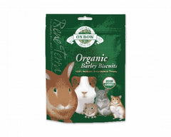 OXBOW Organic Barley Biscuits (75g)-Bene Terra - Canadian Pet Connection