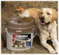 BIG DOG / TOP DOG LUNCH BOX by Omega Paw - Canadian Pet Connection
