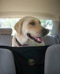 OUTWARD HOUND Auto Front Seat Safety Barrier - Canadian Pet Connection