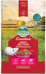 Oxbow Essentials Adult Rat Food at Canadian Pet Connection