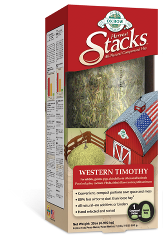 OXBOW Harvest Stacks with Western Timothy