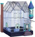 PREVUE HENDRYX Featherstone Heights Designer Cages