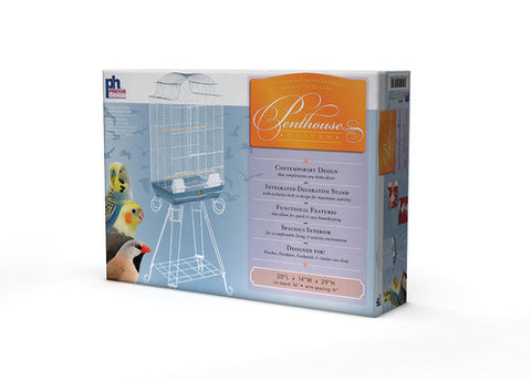 PREVUE HENDRYX Penthouse Bird Cages Models 260-271
