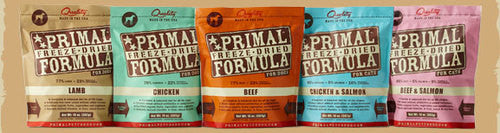 PRIMAL Freeze Dried Dog Food - Grain Free - for All Life Stages - Canadian Pet Connection