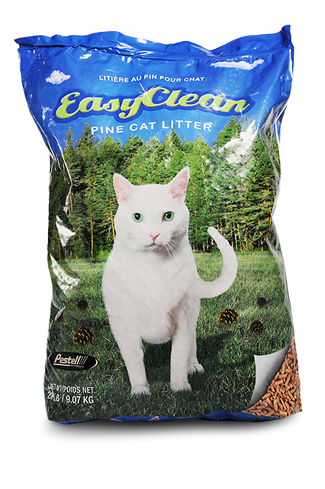 Pestell Cozy'n Fresh Pine Pellet Cat Litter with Activated Carbon - Canadian Pet Connection