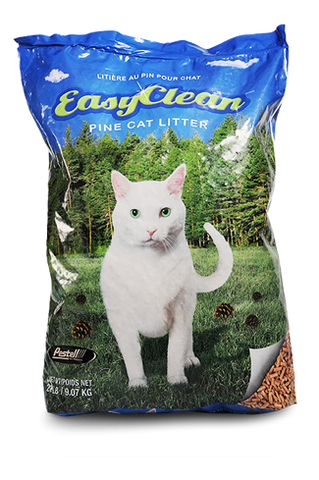 Pestell Cozy'n Fresh Pine Pellet Cat Litter with Activated Carbon