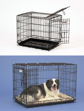 PRECISION Great Crate (Double Door) - Canadian Pet Connection