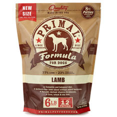 Primal Frozen Dog Food - LOCAL DELIVERY ONLY