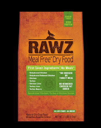 RAWZ Dog Food - Chicken - for All Life Stages - Canadian Pet Connection