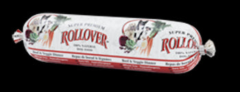 ROLLOVER Dog Food - Beef and Veggie - for All Life Stages