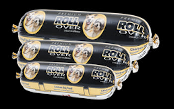 ROLLOVER Dog Food - Chicken - for All Life Stages