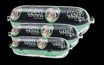 ROLLOVER Dog Food - Lamb and Rice - for All Life Stages