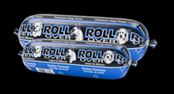 ROLLOVER Dog Food - Turkey