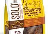 SOLO Single Ingredient Natural Dog Treats - Canadian Pet Connection