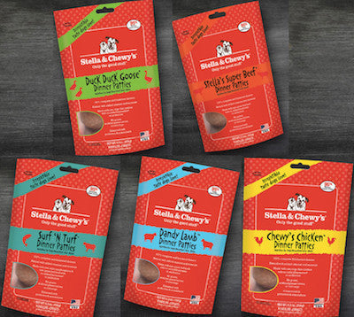 STELLA AND CHEWY'S Classic Freeze-Dried Dog Food - Grain Free - for All Life Stages