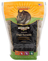 SUNSEED Degu Diet - Canadian Pet Connection