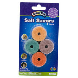 SUPER PET Salt Savors and mini Salt Savors