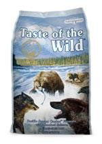 TASTE OF THE WILD Pacific Stream Dog Food (Grain Free) for All Life Stages