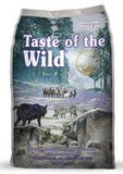 TASTE OF THE WILD Sierra Mountain Dog Food (Grain Free) for All Life Stages - Canadian Pet Connection
