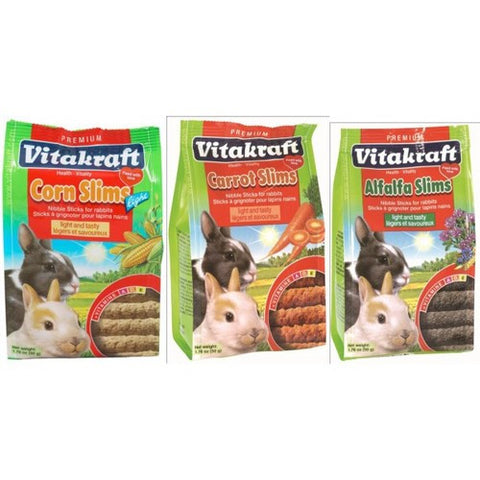 VITAKRAFT Rabbit Slims Treats