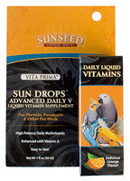 SUNSEED Vitamin Supplements for Birds