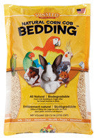 Vitakraft Natural Corn Cob Bedding for Birds and Small Animals